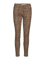 Lola Lukka print jeans - - MOONLIGHT COMBI
