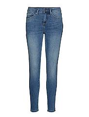 Kato Livan jeans - - MED. BLUE