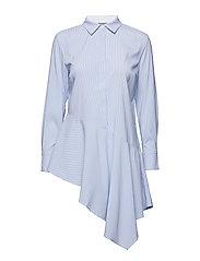 Geline frill shirt - - COMBI 1