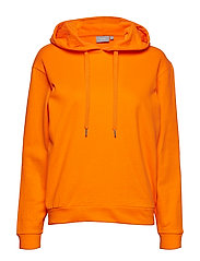 Rosie hoodie - - TULIP ORANGE
