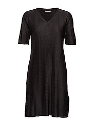BYTRISHA DRESS - - BLACK