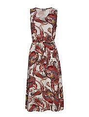 BYGRACE DRESS - - PAPRIKA COMBI 2