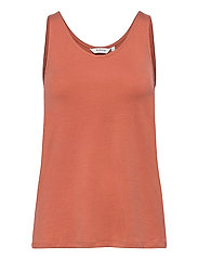 BYREXIMA TANK TOP - - ETRUSCAN RED