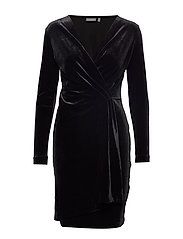 BYPERLINA DRESS 2 - - BLACK
