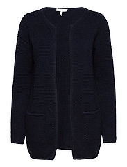 BYMIKALA STRUCTURE CARDIGAN - COPENHAGEN NIGHT