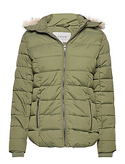 BYBOMINA JACKET 2 - - OLIVE NIGHT