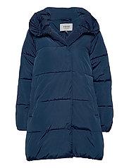 BYABELONE COAT - - ENSIGN BLUE