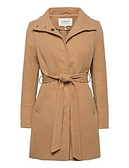 BYCIRLA COAT - OUTERWEAR - GOLDEN SAND