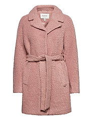BYALUNA JACKET - - WARM ROSE