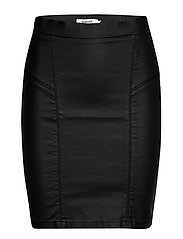 BYKIKO SKIRT 3 - - BLACK