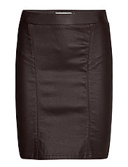 BYKIKO SKIRT 3 - - CHICORY COFFEE