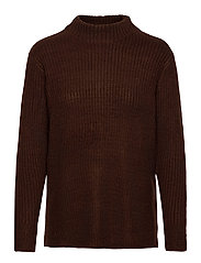 BYNORA JUMPER 2 - - CHICORY COFFEE