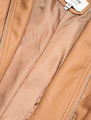 b.young - BYACOM JACKET - - leather jackets - thrush - 4