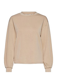 BYPUSTI PULLOVER 4 - - CEMENT