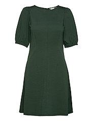 BYTIMONA DRESS - - JUNGLE GREEN