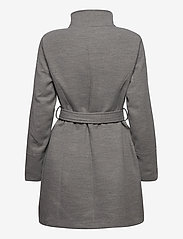 b.young - BYCIRLA COAT - OUTERWEAR - wool coats - med. grey mel. - 2