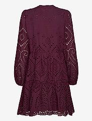 b.young - BYGABRIELLA DRESS - - midi kjoler - winetasting - 1