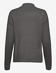 b.young - BYNONINA TURTLE - KNIT - turtlenecks - med. grey mel. - 1