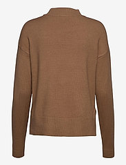 b.young - BYNONINA TURTLE - KNIT - turtlenecks - mel. golden sand - 1