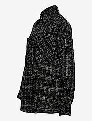 b.young - BYERICA SHIRT - - overshirts - black mix - 2
