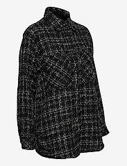 b.young - BYERICA SHIRT - - overshirts - black mix - 3