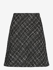 b.young - BYERICA SKIRT - - short skirts - black mix - 0
