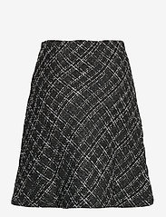 b.young - BYERICA SKIRT - - short skirts - black mix - 1