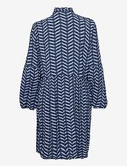 b.young - BYHENNA DRESS - - korta klänningar - country blue mix - 1