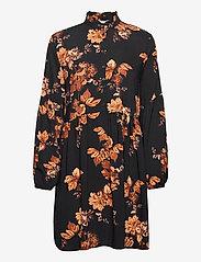 b.young - BYHENNA DRESS - - korte kjoler - tortoise shell mix - 0