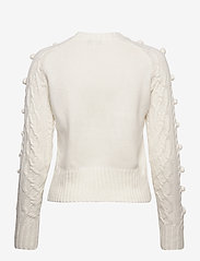 b.young - BYMELISSA CABEL - - jumpers - off white - 1