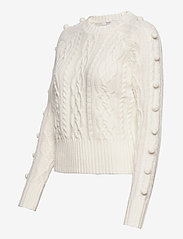 b.young - BYMELISSA CABEL - - jumpers - off white - 2