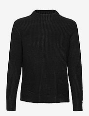 b.young - BYNORA JUMPER 2 - - jumpers - black - 0