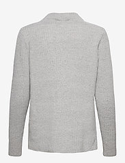 b.young - BYNORA JUMPER 2 - - jumpers - mid grey melange - 1