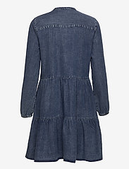b.young - BYISELLE DRESS - - jeansklänningar - ligth blue denim - 1