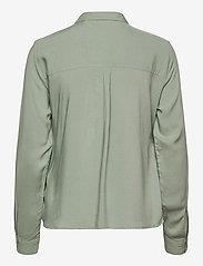 b.young - BYIDRA SHIRT - - long-sleeved shirts - iceberg green - 1