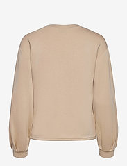 b.young - BYPUSTI PULLOVER 4 - - sweatshirts - cement - 1