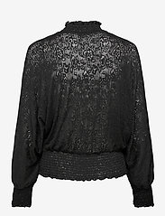 b.young - BXPHILOU BLOUSE - long sleeved blouses - black - 1