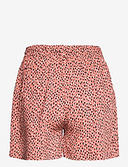 b.young - BYMMJOELLA SHORTS - - shorts casual - etruscan red mix - 1