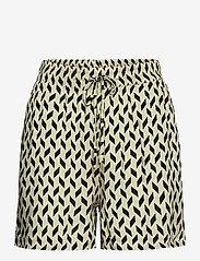 b.young - BYMMJOELLA SHORTS - - shorts casual - swamp mix - 0