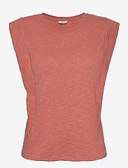 b.young - BYTELLA SLEEVELESS - - sleeveless tops - canyon rose - 0