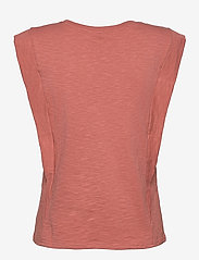 b.young - BYTELLA SLEEVELESS - - sleeveless tops - canyon rose - 1