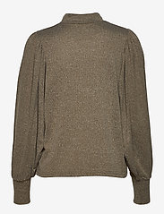 b.young - BXSELMA PULLOVER - - jumpers - olive night melange - 1