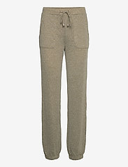 b.young - BXSELMA PANTS - - casual trousers - olive night melange - 0