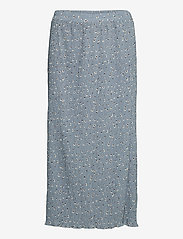 b.young - BXILNA SKIRT - maxi skirts - country blue mix - 0