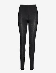 Pamila leggings - - BLACK
