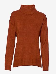 Malea pullover3 - - DARK COPPER