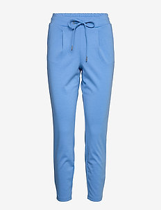 Rizetta crop pants - - REGATTA BLUE