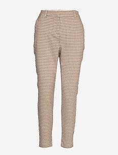 BYDAMAX PANTS - - spodnie proste - moonligth combi
