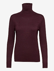BYPIMBA ROLLNECK 3 - - turtlenecks - mel. winetasting