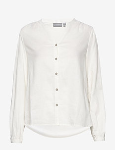 BYDREAM SHIRT - - blouses lange mouwen - optical white